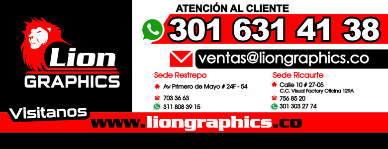 LION GRAPHICS